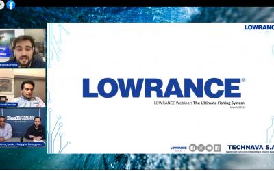 #BFWEBINARS2021 : LOWRANCE The Ultimate Fishing System 2021