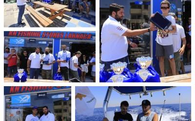 Αποτελέσματα: Διαγωνισμός Αλιείας Λαγοκέφαλου από την Cass Technava