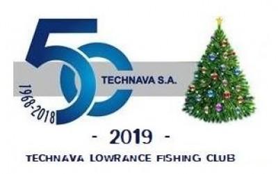 ΚΑΛΗ ΧΡΟΝΙΑ από την TECHNAVA S.A. - LOWRANCE.