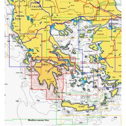 NAVIONICS - Τοπικός χάρτης
