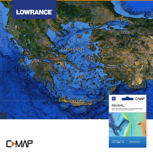 C-MAP Reveal   M-EM-Y111MS